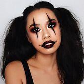 3. Maquillage halloween facile 2019 n°3 : Creepy clown