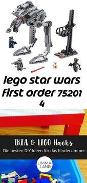 Lego Star Wars erste Bestellung 75201 4   – Lego