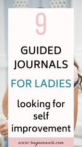 Best Guided Journals, die jede Frau bekommen sollte – POSITIVE MINDSET