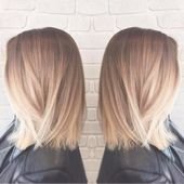 50 Heißesten Gerade Frisuren für Kurze, Mittlere…