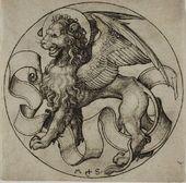 Martin schongauer – der löwe von heiliger mark