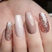 Kiss Gold Finger Gel Glam Kleber auf 24 Nägel-GFC06 Stiletto matt Kornblumenblau   – Matte Color Nails