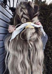 Langhaarmodelle – Entdecken Sie diesen Link zu unseren schönsten Trends für …   – lange Haarmodelle