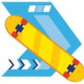 skateboard and arrow decor clip art for g force vbs cokesburyvbs rh pinterest com H Clip Art clip art of grocery items