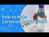 How to Make Cartesian Bottle Diver? 2