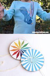 Printable Whirlygig Patterns