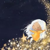 """Photo of Lucy Fleming on Instagram: """"Star river #illustration #stars…"""