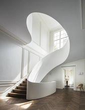 Sculptural And minimalist home designBy Steven Harris Architect – interior design ideas