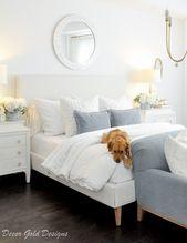 Master Bedroom Refresh   – Bedroom