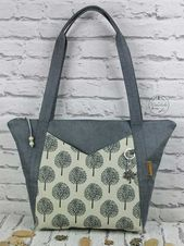 Sewing pattern and sewing bag Kira