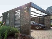 Doppelcarport: Die preiswerte Garagen-Alternative