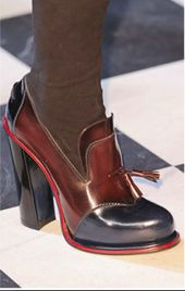 "Tendencias Zapatos Mujer ""Otoño Invierno 2013/2014""   – Schuhe"