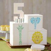 """Wilton Cake Decorating auf Instagram: """"Großartig für Geburtstagsfeiern, dies …  – cake"""