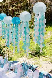 Make a Splash Mermaid Birthday Party