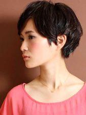 Erstaunliche kurze moderne Haarschnitte