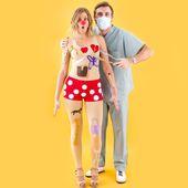 DIY Halloween Kostüme, die wirklich süß sind (und die Mühe wert)
