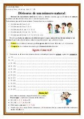 Perfil De Mary Alvarenga Atividades De Matematica Divertidas