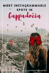 #cappadocia #kapadokya #hotairballoon #turkey #trip