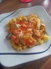 Sauce Feta Tomates-Courgettes   – kochen