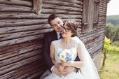 Civil bröllop på Bauschlott Castle –