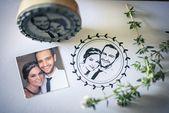 Stempelideen für Ihre Hochzeit   – ❥ Hochzeit – Deko