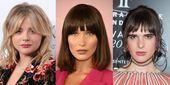 99 wunderbare schmeichelhafte Promi-Frisuren für Frauen