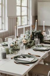 139 Ideen für eure Hochzeitsdeko – Die schönsten Inspirationen von der Trauung bis zur Tischdeko – •. GEᗪEᑕKTEᖇ TIᔕᑕᕼ .•