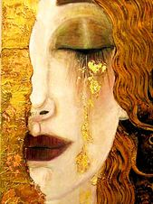 Golden Tears, Stained glass