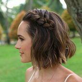 ▷ 1001 + pictures pour trouver votre hairstyle de mariée et les astuces à savoir auparavant