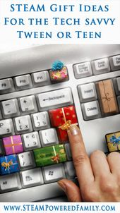 Check out some of the hottest STEAM gift ideas