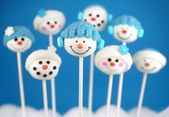 Christmas Cacke Pops   – Cake pops navideños