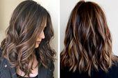 Welchen Schwung wählen Sie, um Ihr braunes Haar hervorzuheben? Hier sind unsere besten …   – Trucs coiffures