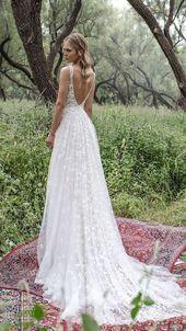 """Limor Rosen bröllopsklänningar 2017 – """"Birds Of Paradise"""" Bridal Collection   Bröllopsinspirasi"""