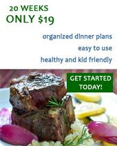 the fresh 20 meal plan service
