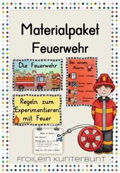 Fire brigade equipment package Download at teacher marketplace