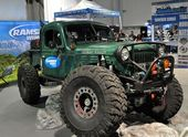Beast on Wheels. Dodge Power Wagon