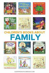 Kinderbücher über Familie: Vielfalt und Liebe umarmen – ☼ Family Ideas Galore!!