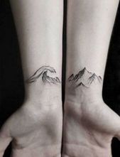 Tattoo Small Couple Best Friends 22 Ideas –