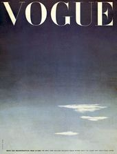 British Vogue October 1945 British Vogue October 10 Magazine Cover Template Vogue Polaroid Picture Frame