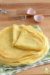 Photo of Gluten-free crepes with rice flour