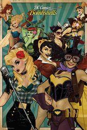 DC Comics – Bombshells Poster