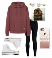 Amazing 35 Attractive Fall Outfits for Teen Style vialaven.com/…