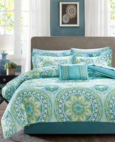 Serenity 7-Pc. Twin Comforter Set