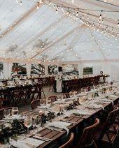 20+ Romantic Wedding Lighting Ideas for Wedding Re…