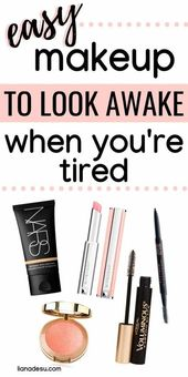 We have all those mornings when we don't have enough time for makeup! Wi …