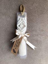 60pcs Bohemian Macrame Keychain to use for Wedding favor, Babyshower Gift for Guests, Bridal Shower Favor