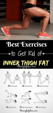 6 EXERCISES THAT WILL BURN YOUR INNER THIGH FAT FAST IN 2 WEEKS – Weight Loss