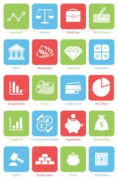 20 Finance Icons