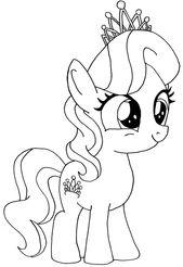 20 Malvorlagen Mein kleines Pony Ihr Kind wird es lieben