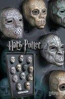 Noble Collection Harry Potter Todesser Masken Sammlung Harry Potter Zauberstab Harry Potter Kostum Harry Potter Sammlung